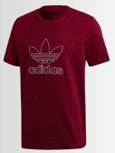 ADIDAS ORIGINALS OUTLINE T-SHIRT MENS - Laurelled